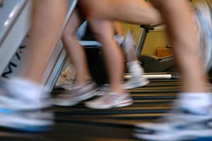Running-on-treadmills