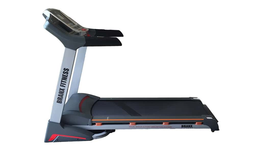 Fitness Foldable Treadmill