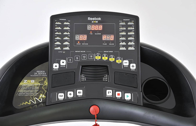 Reebok Zr8 Treadmill Review Treadmill Reviews Uk