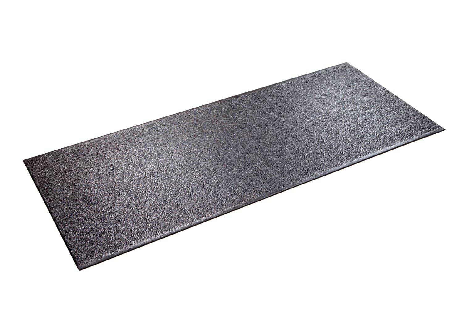 Confidence Fitness Rubber Mat