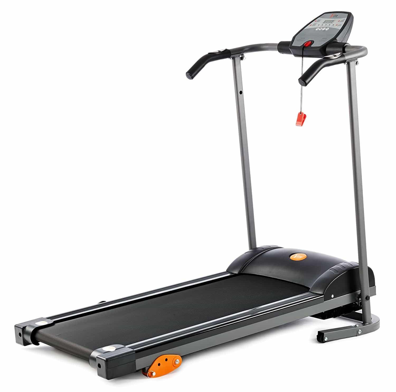 V-Fit Start Motorised Folding Treadmill - Treadmill Reviews