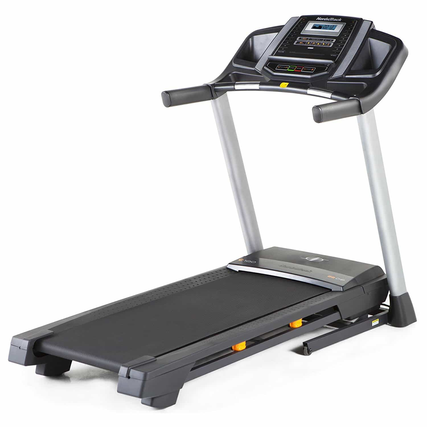 NordicTrack C100 (2.5 CHP) Treadmill Review