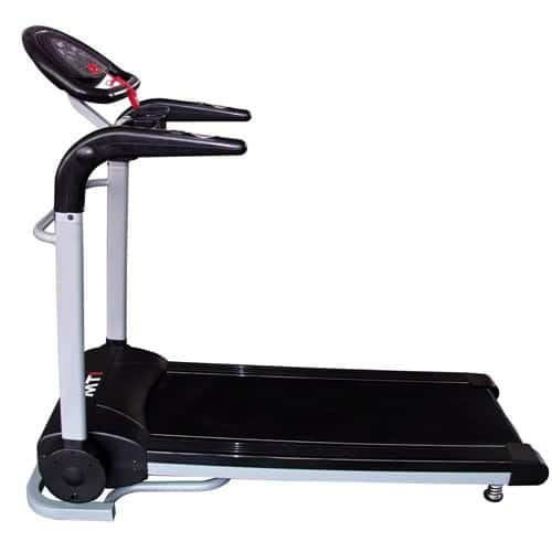Confidence MTI Treadmill Side View