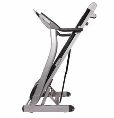 Confidence TXI Treadmill Folded