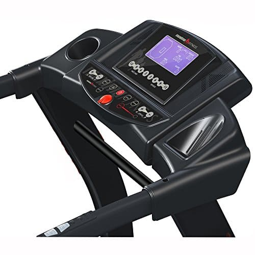 Maxima Fitness MF-2000-SpeedsterXT Treadmill LCD