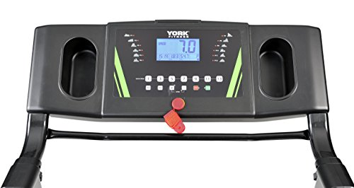 York 110 Treadmill LCD