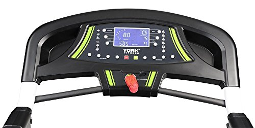 York T120 Treadmill LCD