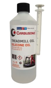 Carbusonic Silicone Oil