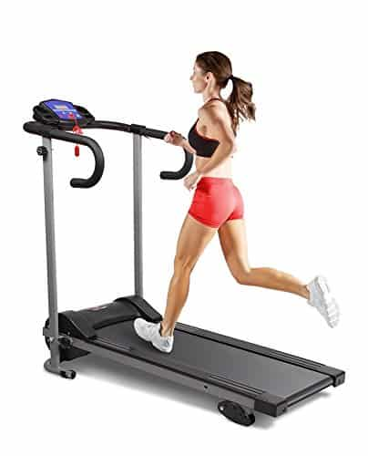 Hi-Performance Treadmill with runner